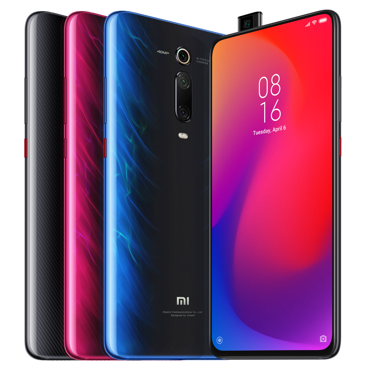 Xiaomi Mi 9T Pro Global Version 6.39 inch 48MP Triple Camera NFC 4000mAh 6GB 128GB Snapdragon 855 Octa core 4G Smartphone