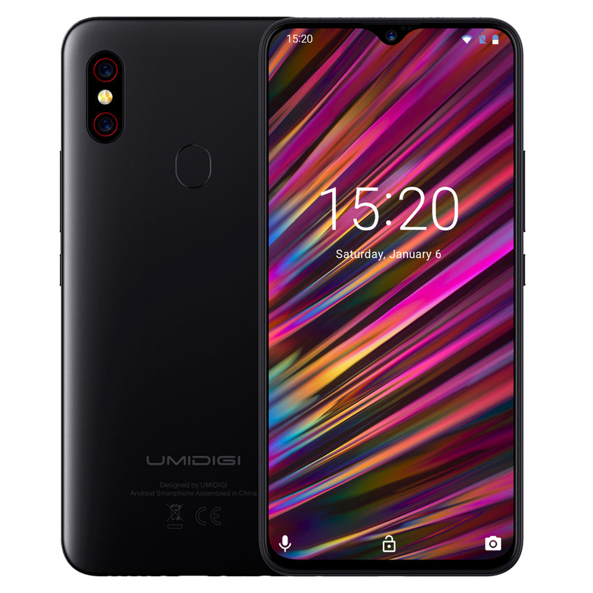 UMIDIGI F1 | Smartphone -Long Battery Life
