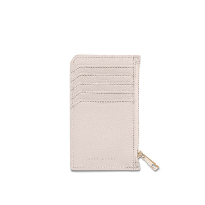 Long Zippered Card Holder Wallet