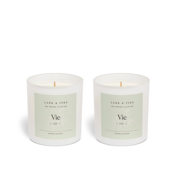 She Inspires Candles Bundle of 2