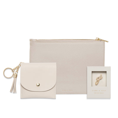 Card Purse with Clutch Bundle