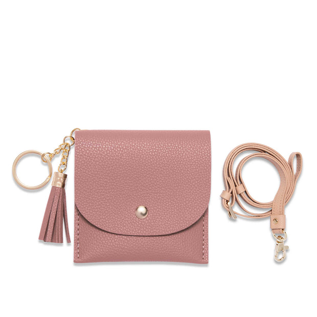 Card Purse + Adjustable Strap Bundle