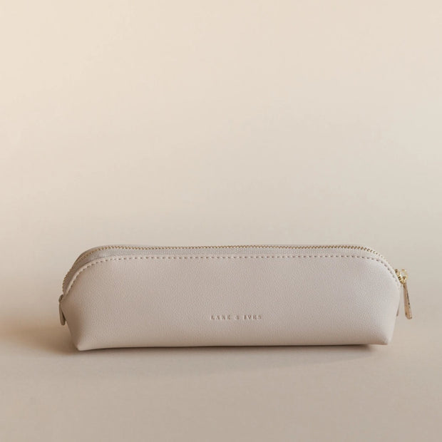 Latte Pencil Case