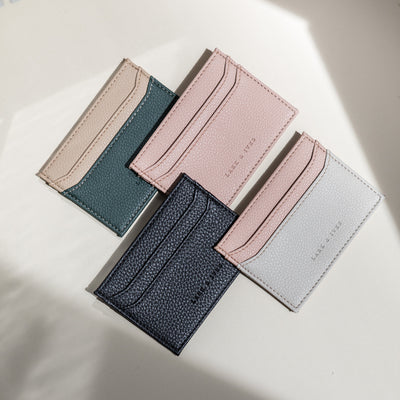 Double Sided Flat Cardholder Wallet