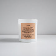 Valeur - Amber Orchid Candle