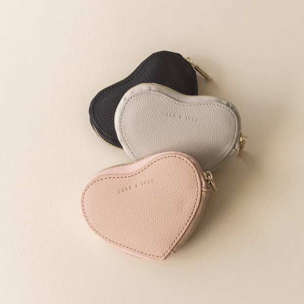 Heart Coin Purse Set of 3