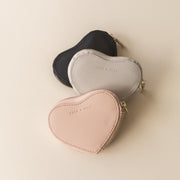 Heart Coin Purse + Adjustable Strap Bundle