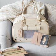Passport Holder + Luggage Tag Bundle