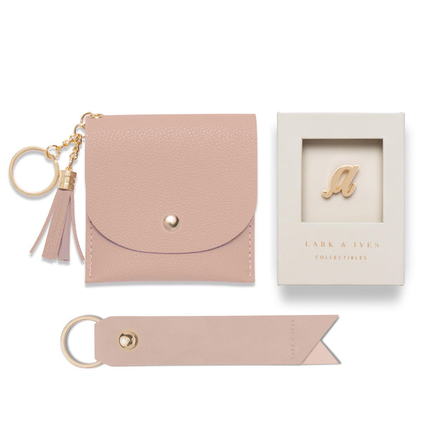 Card Purse with Accessories Bundle
