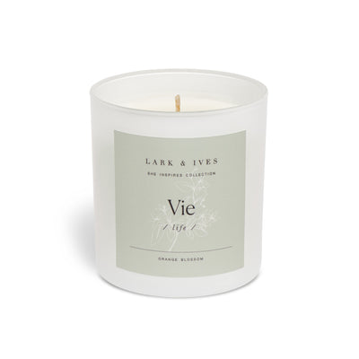 Lark and Ives Orange Blossom Candle / Soy Candle / Ethically Made