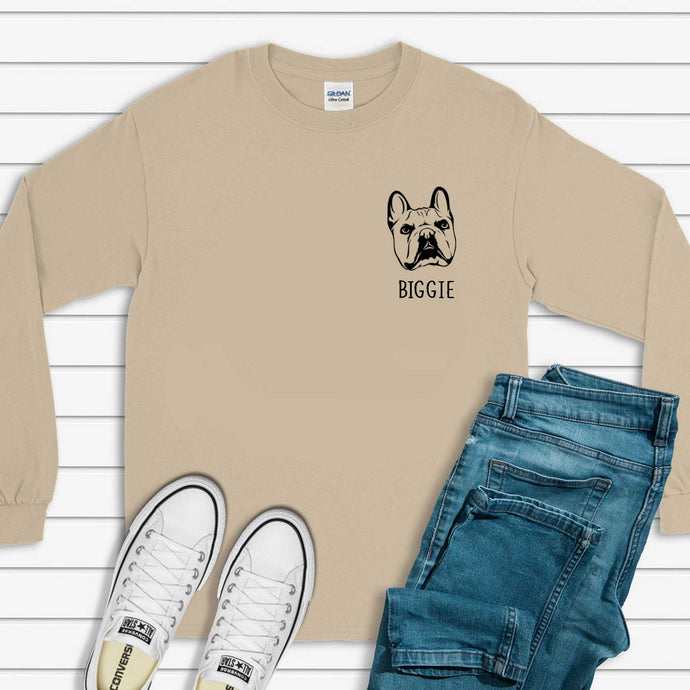 Custom Pet Long-Sleeve Shirt