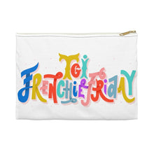 Load image into Gallery viewer, TGIFRENCHIE FRIDAY POUCH - Bags