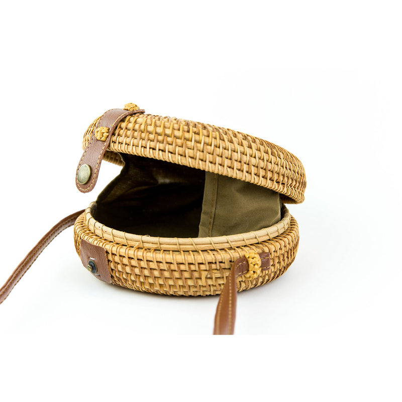 TheRattyBag - High quality handmade rattan bag