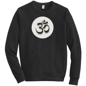 Omenuf Om Coin Unisex Sweatshirt (ECO-FLEECE)