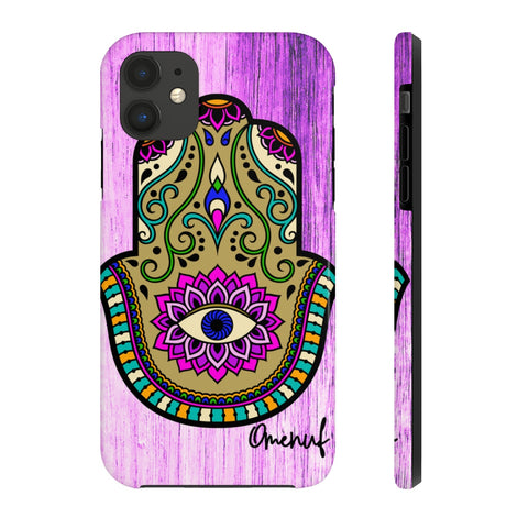 OMENUF HAMSA Case Mate Tough Phone Cases