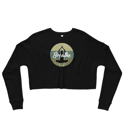 Crop Sweatshirt (Omenuf Breathe)