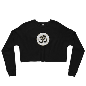 Crop Sweatshirt (Om Omenuf Coin)