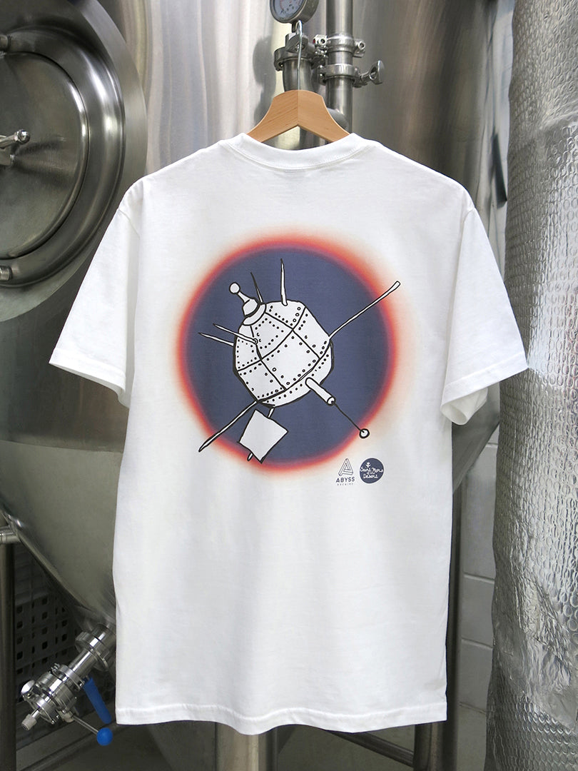 MARS INTO THE ABYSS COLLAB T-SHIRT