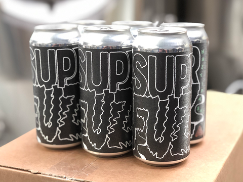 SUPERFUZZ HAZY IPA - 6 PACK