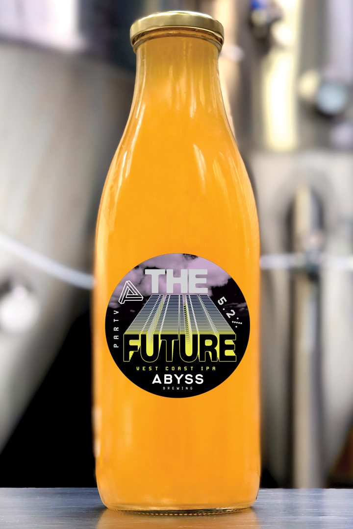THE FUTURE V WEST COAST IPA 1 LITRE