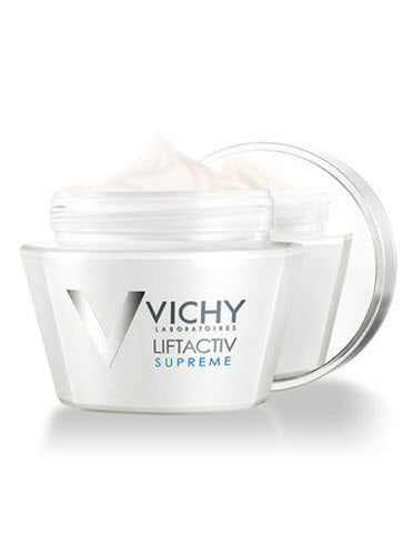 Vichy LiftActiv Supreme Anti-Wrinkle and Firmness Cream (2-Pack)