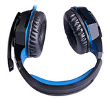 Gaming Headset with Hidden Mic