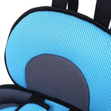 Kids Safety Cotton Adjustable Children Car Seat