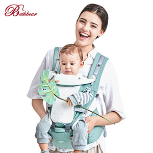 Front Facing Baby Carrier 4 in 1 Infant Sling Backpack