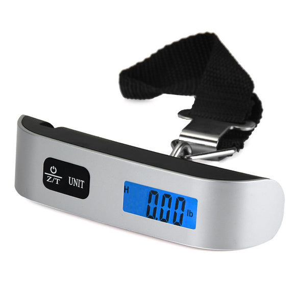 Mini Hand Carry Electronic Scale (50kg) & Thermometer