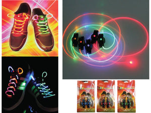 Dazzling LED Shoelace - DealsandLiquidations.com