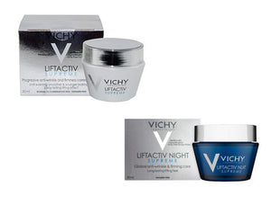 Vichy Day and Night Cream Combo (2 Options)