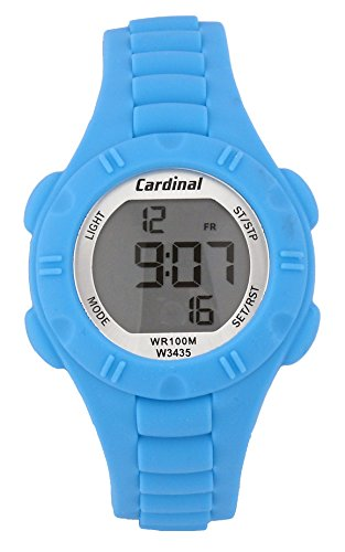 Cardinal Sportz Quartz Digital Watch (Blue)