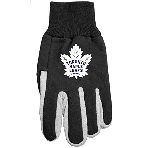 Toronto Maple Leafs Utility Gloves (One-Size)
