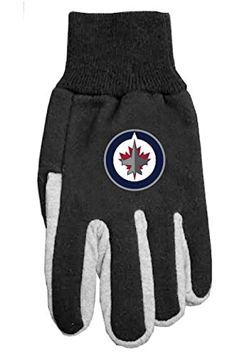 NHL Winnipeg Jets Utility Gloves (One Size)