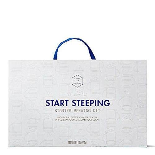 Teavana Start Steeping - Starter Brewing Kit