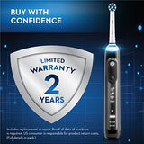 Oral-B Pro 6000 Smart Series Power Rechargeable Electric Toothbrush Powered By Braun, Black