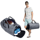 Mens Gym/Sports bag Waterproof W/ Shoe compartment - DealsandLiquidations.com