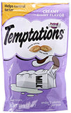 Mars Whiskas Temptations Dairy Treat 12/3 Oz Pouch