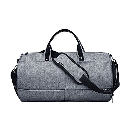 Mens Gym Sports Bag Waterproof W Shoe Compartment