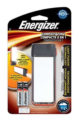 Energizer Compact 2-in-1 Light with Light Fusion Technology