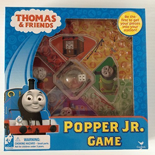 Thomas and Friends Popper Jr Game