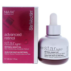 StriVectin S.t.a.r Light Retinol Night Oil, 1 fl. Oz. 30ML - DealsandLiquidations.com