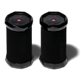 T3 Micro HOT ROLLERS WITH CLIPS 2 PACK OF 2 Rollers (3 Sizes available)