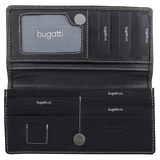 Bugatti Genuine Leather His & Hers 2 Piece Gift Set