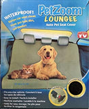 Pet Zoom Loungee Auto Pet Seat Cover - DealsandLiquidations.com