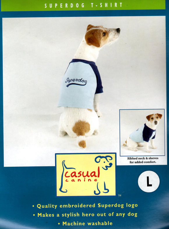 SuperDog T-Shirt by Casual Canine - DealsandLiquidations.com