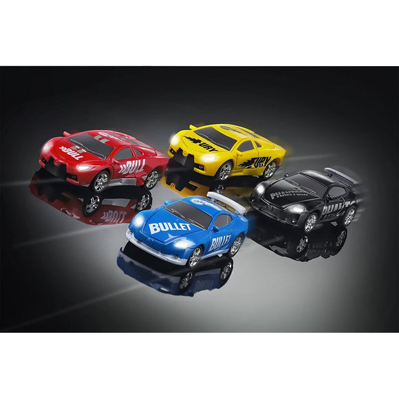 RC Pocket Racers - As Seen on TV Pocket Racers Micro Remote Control Cars