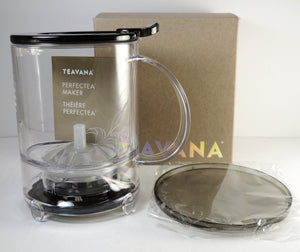 Teavana Perfectea Maker: 16oz by Teavana (Black)