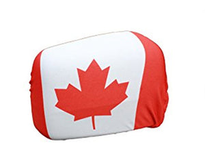Canada Car Mirror Covers - DealsandLiquidations.com