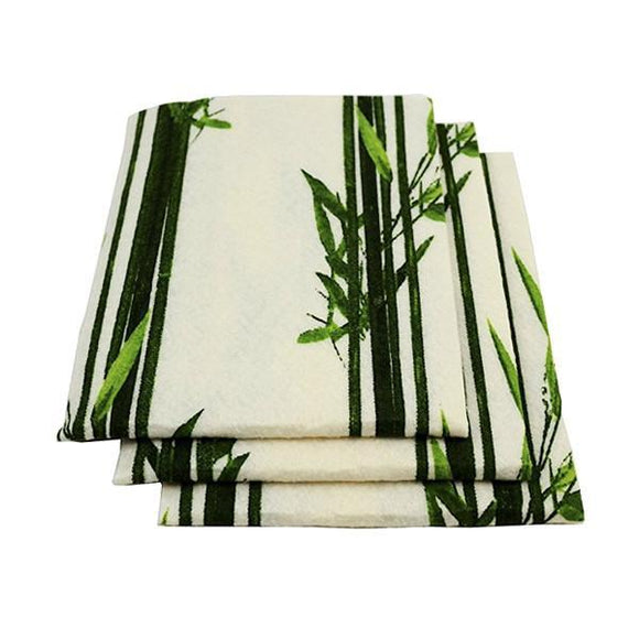 Eco Bamboo Reusable Towels (6 Pack)